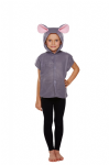 MOUSE TABARD FANCY DRESS COSTUME